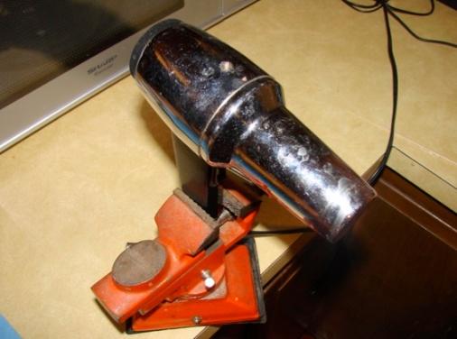 #2   Mono coat heat gun